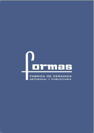 Descargar catalogo - Ceramica Formas