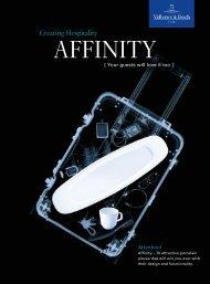 pdf Affinity - Villeroy & Boch