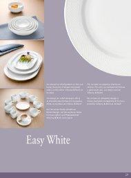 Easy White - Berndorf
