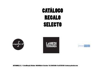 CATÁLOGO REGALO SELECTO - Decotazas