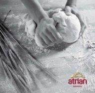 catálogo en pdf - atrian bakers