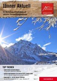 TOP THEMEN - Hochmontafon
