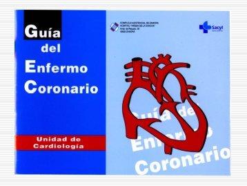 Guía del enfermo coronario