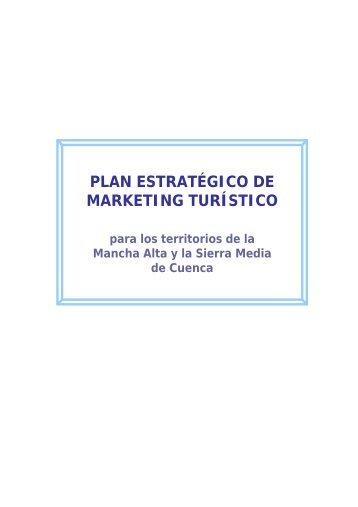 PLAN ESTRATÉGICO DE MARKETING TURÍSTICO - adesiman.
