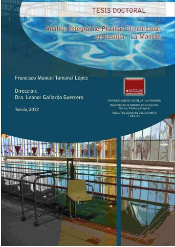 análisis integral de piscinas climatizadas en castilla-la mancha - igoid