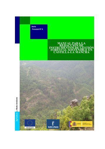 Manual para la redacción de instrumentos de gestión forestal ...