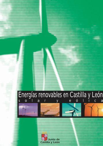 Energías renovables en Castilla y León - Instituto de Estudios del ...