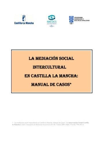 la mediación social intercultural en castilla la mancha - Universidad ...