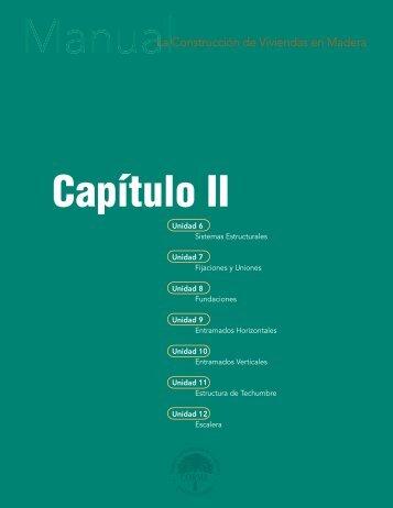 Unidad 6: SISTEMAS ESTRUCTURALES - CTT Madera