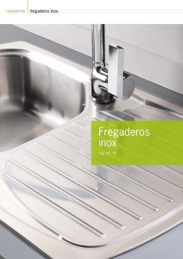 Fregaderos inox - Siscocan