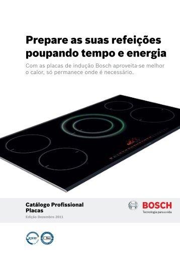 Placas - Bosch