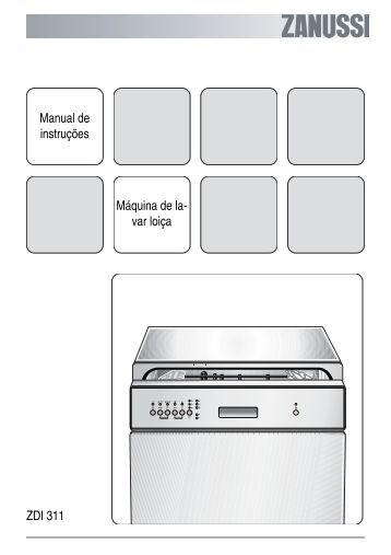 Programas de lavagem - Electrolux-ui.com