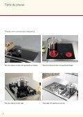 Placas de cozinhar Miele - Page 4