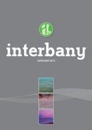 CATÁLOGO 2013 - INTERBANY