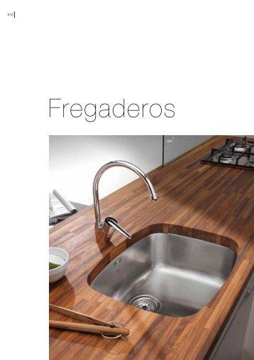 Fregaderos o pilas de cocinas roca venespa for Fregaderos cocina roca