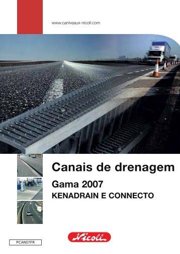 Nicoll Canais de Drenagem Download - Tiba