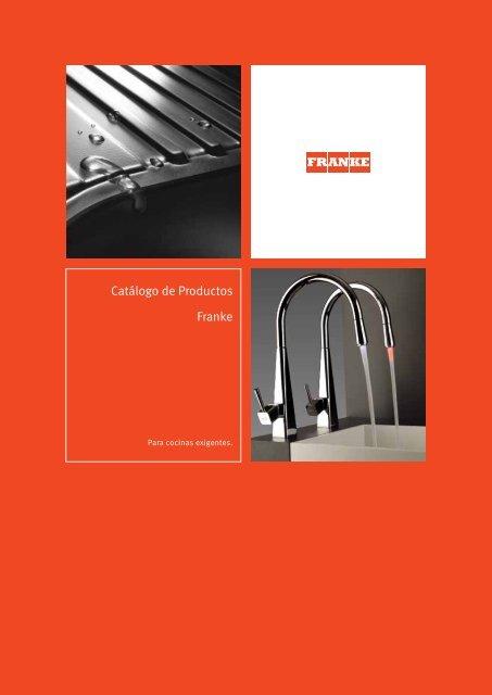 Catálogo de Productos Franke - Altermobile