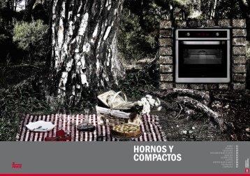 HORNOS Y COMPACTOS - Teka