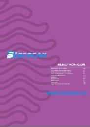 Presto electrónico - Siscocan