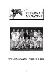 para leer durante el finde 9 noviembre 2012 - Perarnau Magazine