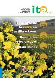 El cultivo de la colza en Castilla y León. El cultivo de la ... - ITACyL