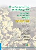El cultivo de la colza en Castilla y León. El cultivo de la ... - ITACyL - Page 5