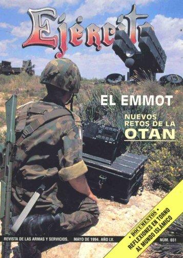 Nº 651 1994 Mayo - Portal de Cultura de Defensa - Ministerio de ...