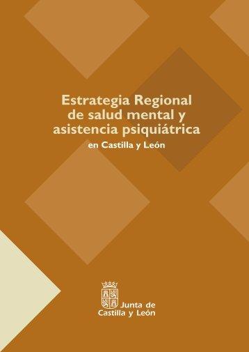 Estrategia Regional de Salud Mental y Asistencia Psiquiátrica