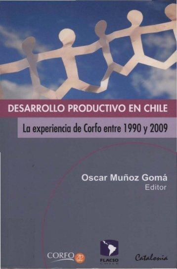 desarrollo productivo en chile - Espacio Corfo
