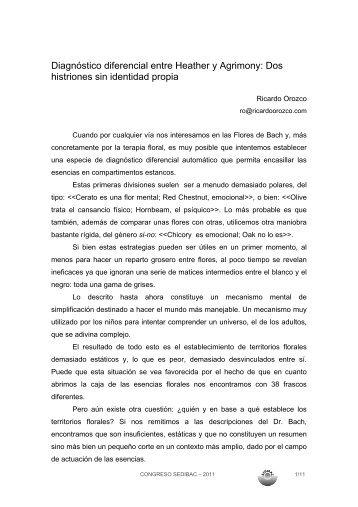 Ricardo Orozco - Sedibac