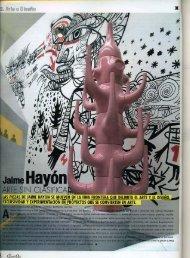 CLASIFICA - Hayon