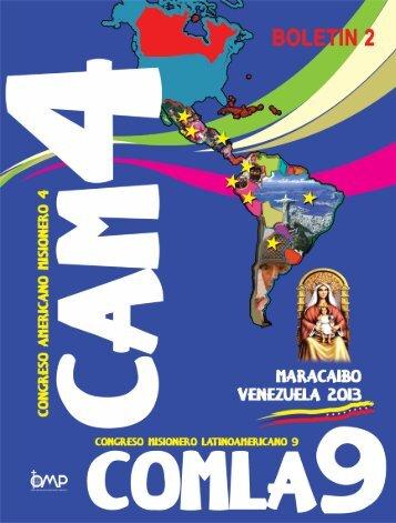 encartado CAM-4 2 - Obras Misionales Pontificias en Venezuela
