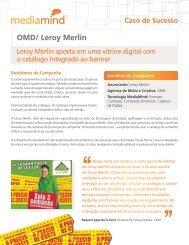 OMD/ Leroy Merlin - MediaMind