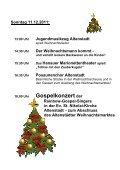 15:30 Uhr Der Weihnachtsmann kommt - und verteilt ... - Altenstadt - Seite 4