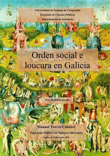 Orden social e loucura en Galicia - Repositorio Institucional da USC ...