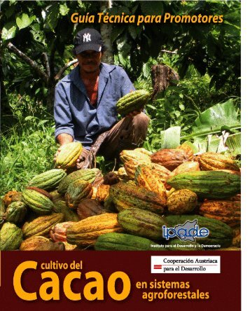Cultivo del Cacao en Sistemas Agroforestales - Ipade