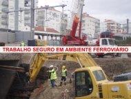 trabalho seguro em ambiente ferroviário - Ordem dos Engenheiros