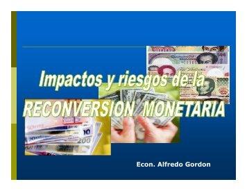 Impacto Económico de la Reconversión. - Venamcham