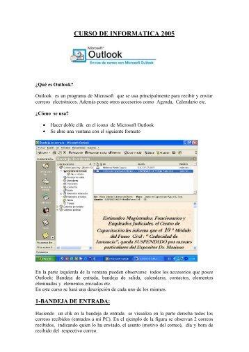 CURSO DE OUTLOOK
