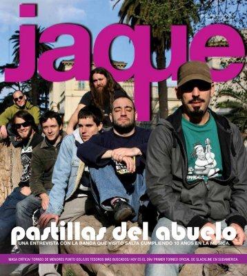 10 años de Pastillas Del Abuelo - Revista Jaque