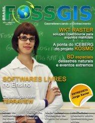 Ed. 02 – junho 2011 - Revista FOSSGIS Brasil