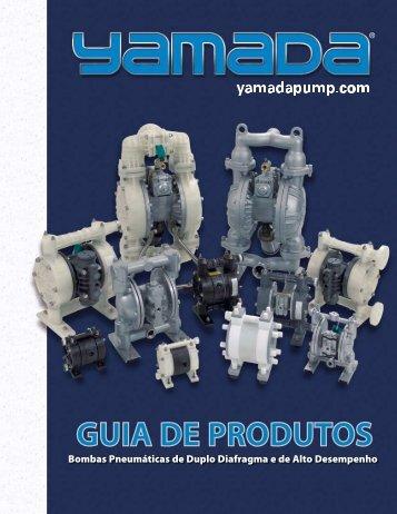 GUIA DE PRODUTOS - Yamada America, Inc.