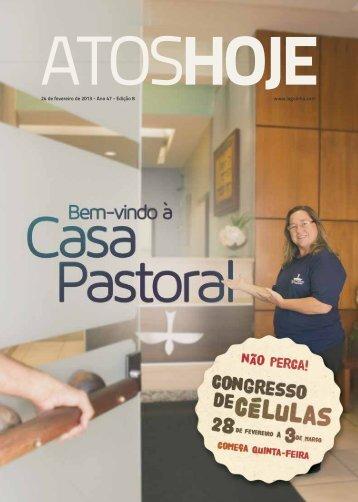 Atos Hoje Edição 8 - Lagoinha.com