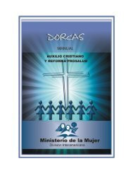 Manual de Dorcas - Iglesia Adventista Agape
