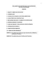 Medidores de gas domiciliarios (PDF) - Inti