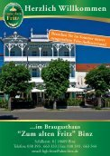 """Fritz Wochen-Highlights - Braugasthaus """"Zum alten Fritz"""" - Seite 2"""