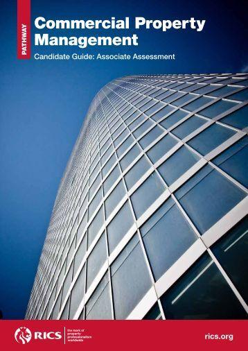 Commercial Property Executive : Eta financial agency agreement management
