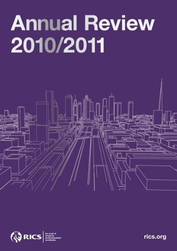 rics professional experience applicant handbook submission