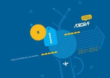Tabela Adegraf 2011-2012 - Associação dos Designers Gráficos do ...