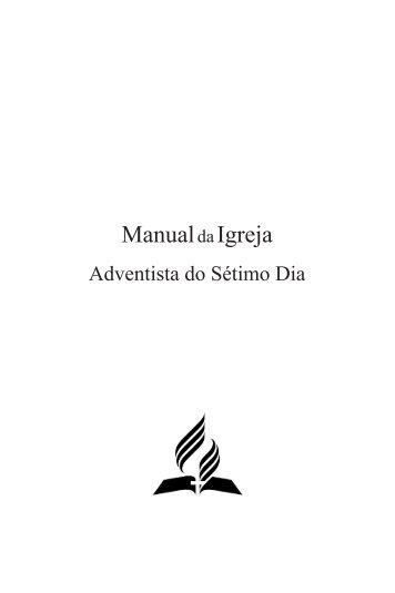 ManualdaIgreja - Igreja Adventista do Sétimo Dia